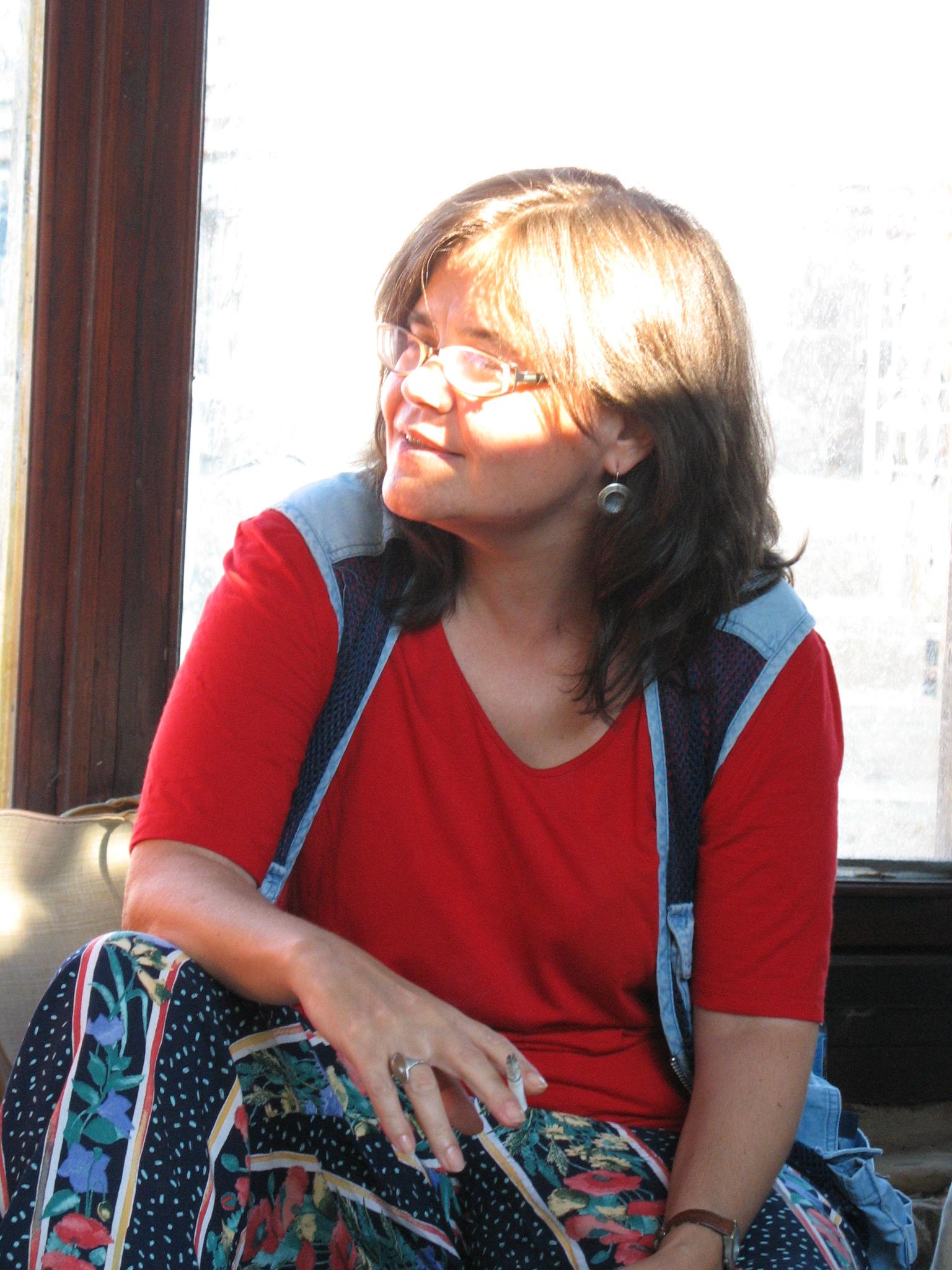 Албена Хранова по време на семинара